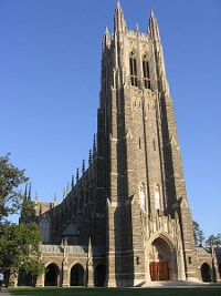 Duke University, Durhan NC
